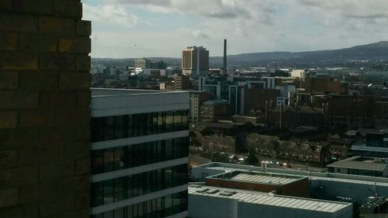 Skyline from Riverside Tower 2-Mar-2015