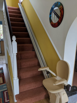 12-stairlift